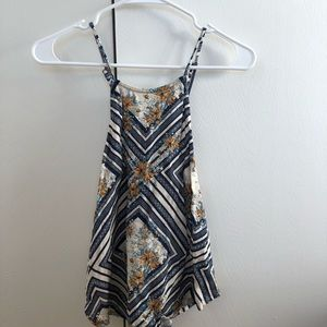 NWOT Patterned O'Neill Top